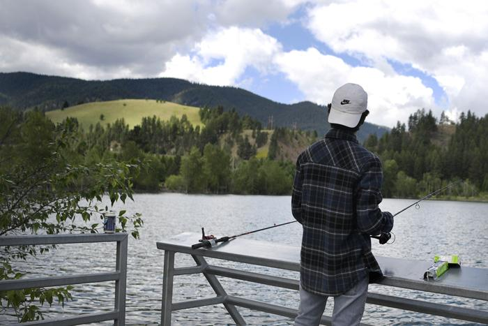 A beaver tale slapped down in the valley of the Clark Fork