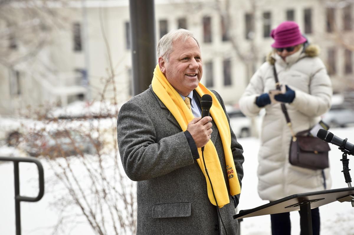 Jeff Laszloffy, president of the Montana Family Foundation,