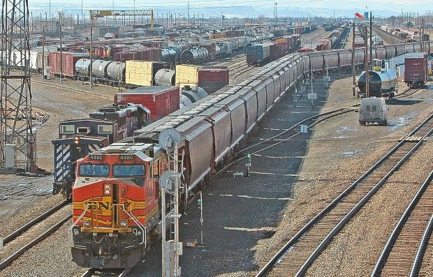 Bnsf Moving 55 Jobs To Laurel From Forsyth Glendive