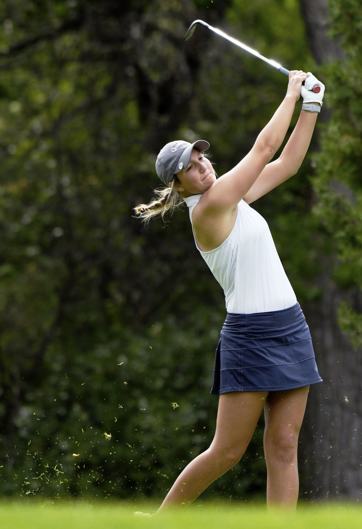 2019 Women's State Am golf tournament at Briarwood