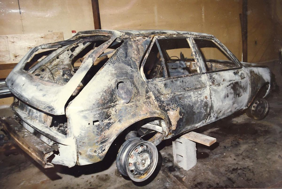 Stefonek car