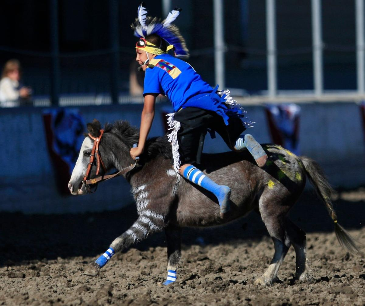 Am A Rider Full Song Download: All Nations Indian Relay Finishes Strong Under Sunday's