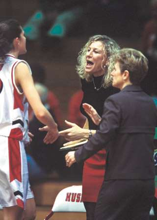 Hysham native Emily Bauer moving 'up' to head job at Division III ...