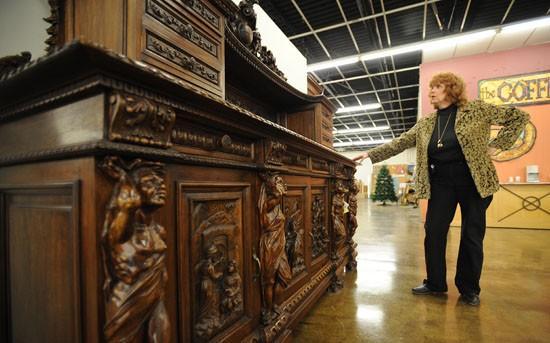 Pacific Galleries closing