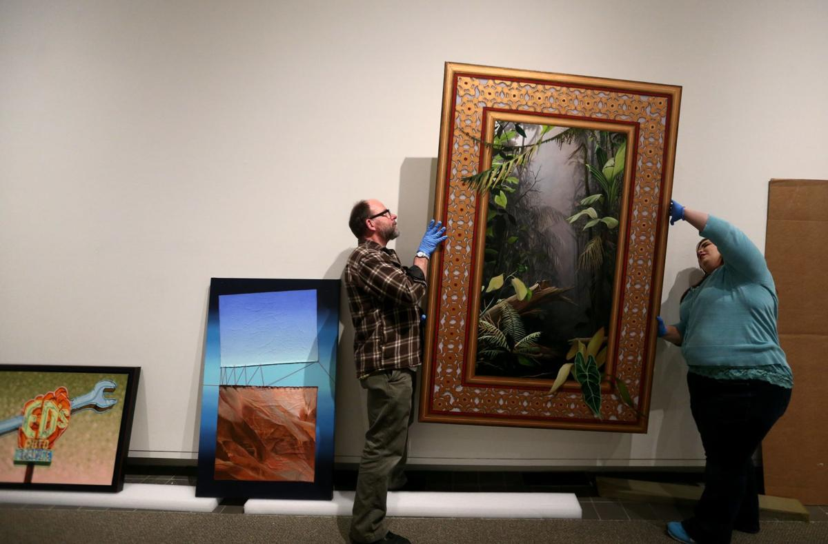 Yellowstone Art Museum's art auction