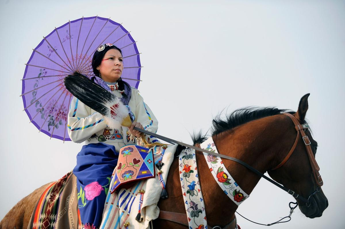 Apsáalooke people celebrate 100 years of coming together for Crow Fair