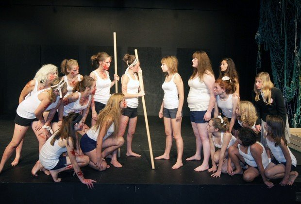 """Lord of the Flies"" - female cast"