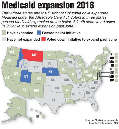 Montana S Medicaid Expansion Defeat Offers Lessons For Other States