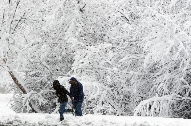 Wyoming Weather Snow