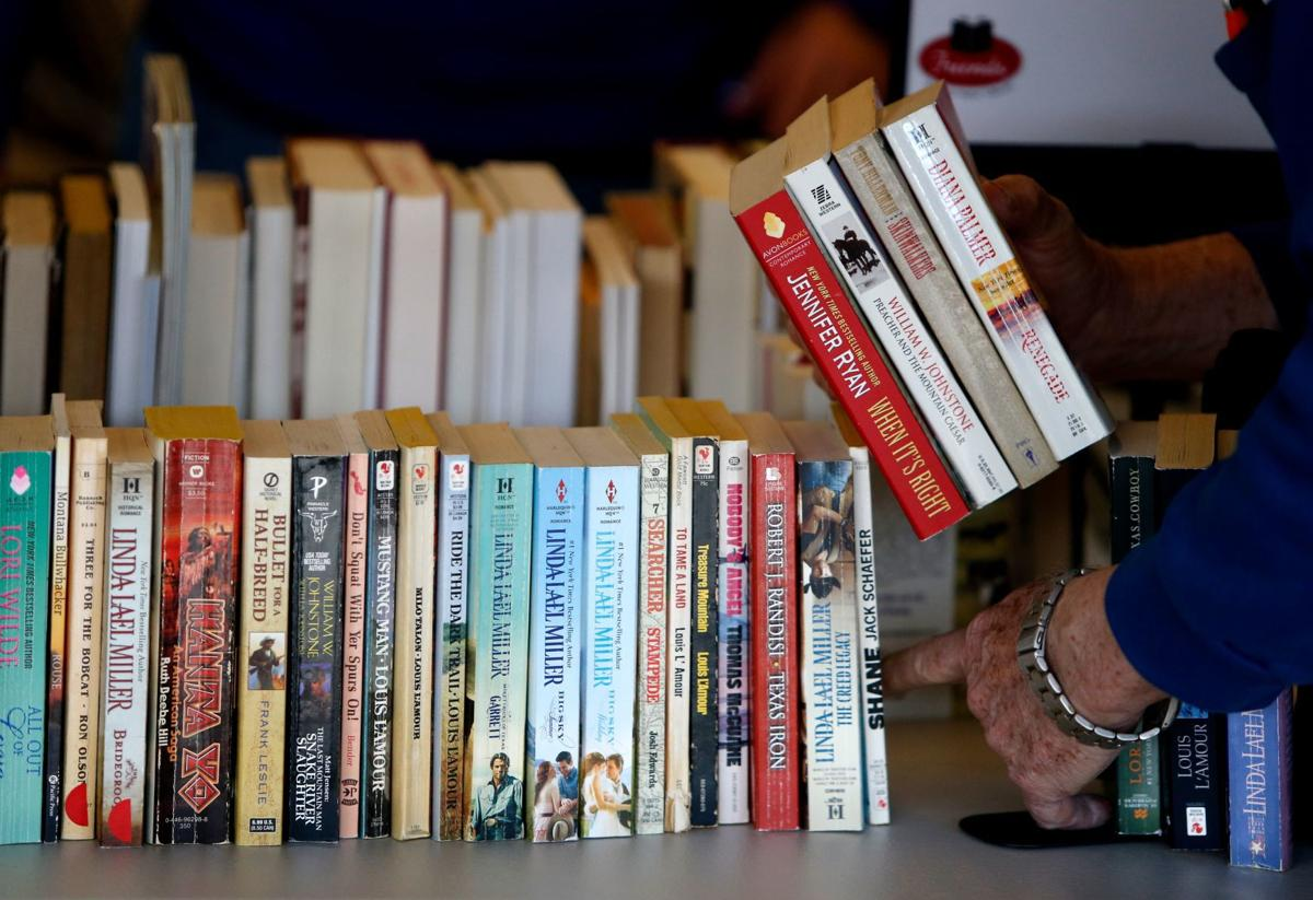Friends of the Libaray Book Sale