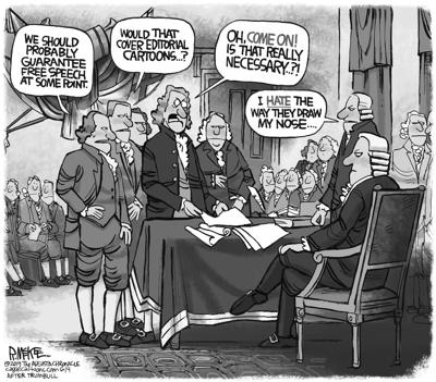 Bill of Rights to U.S. Constitution