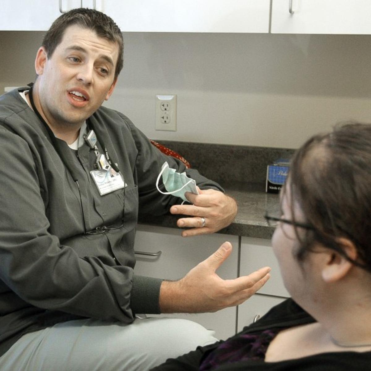 RiverStone Health houses Montana's only dental residency
