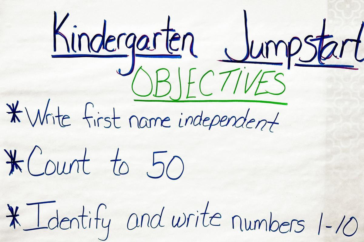 Kindergarten Jumpstart