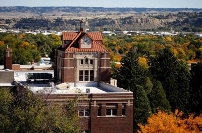 MSUB and the Billings Skyline