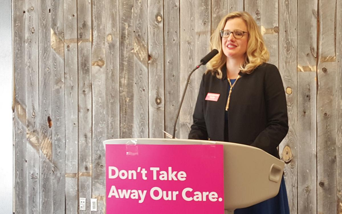 Martha Stahl, CEO of Planned Parenthood of Montana