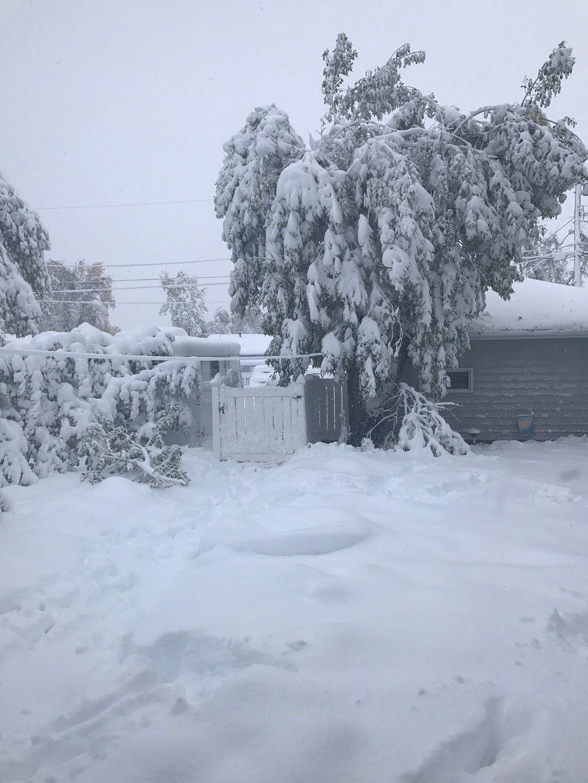 Havre snowstorm