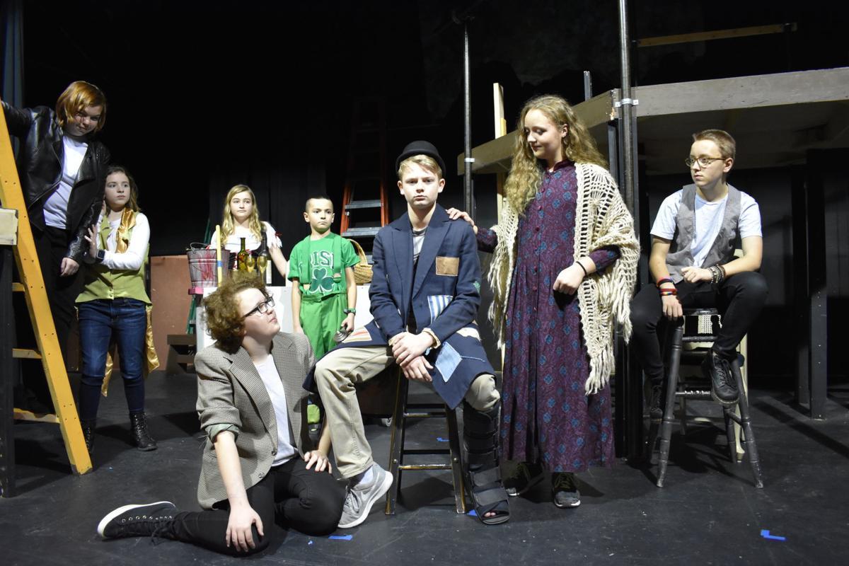 'Gulliver's Travels' at NOVA
