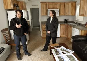 Unused oilfield homes to be put to use for low-income Montanans
