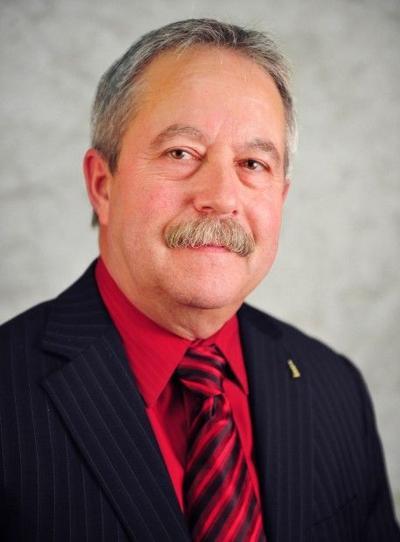 Sen. Alan Olson, R-Roundup