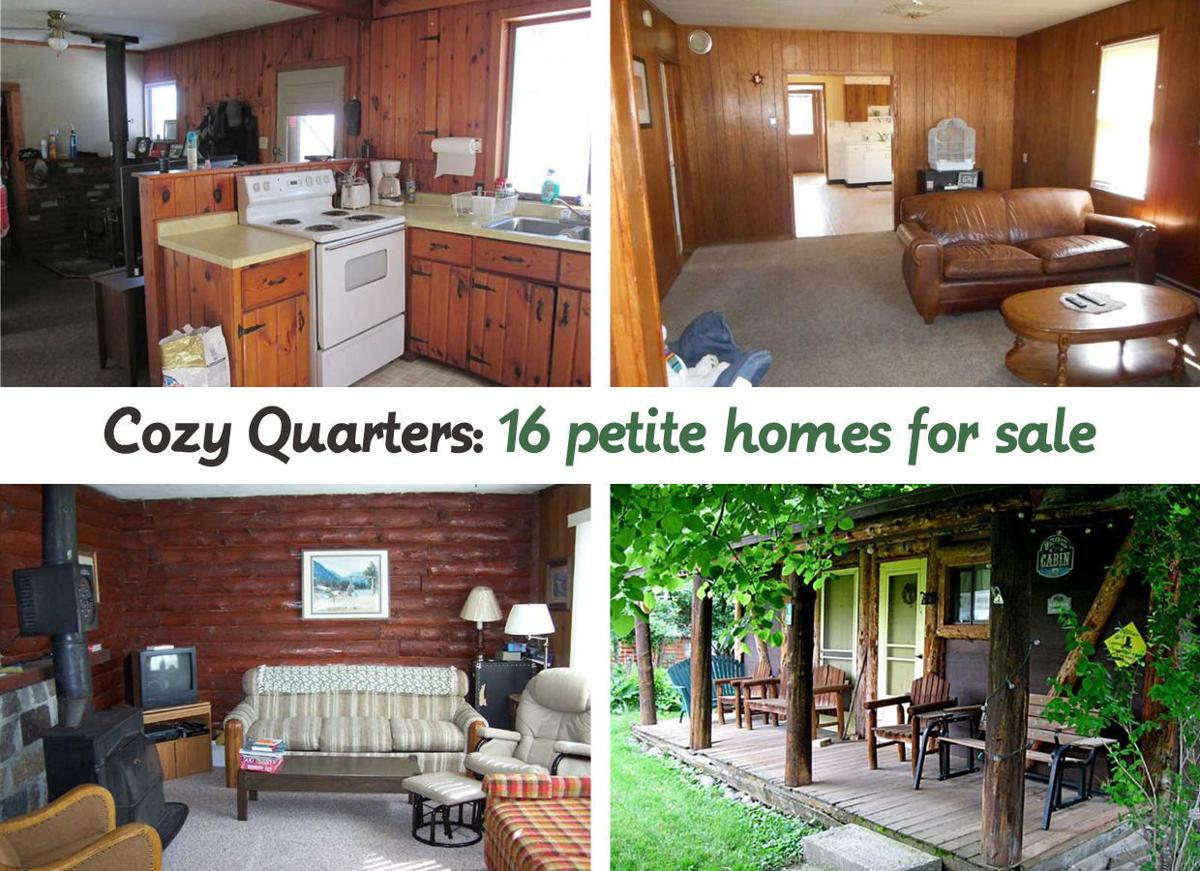 Cozy Quarters Houses Under Square Feet Home And Garden