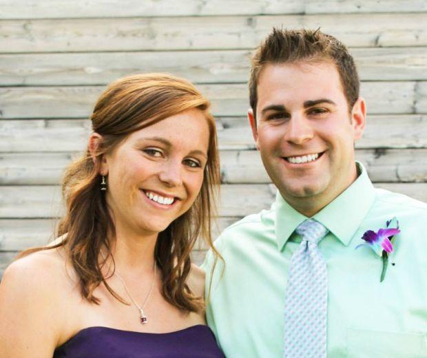 Elizabeth and Trey Gregg