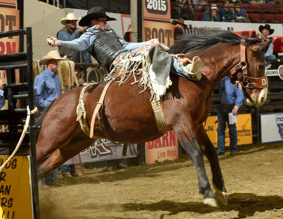South Dakota cowboy looks to double his fun in 2016 | Rodeo news