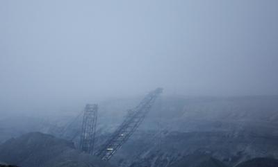 Black Thunder coal mine