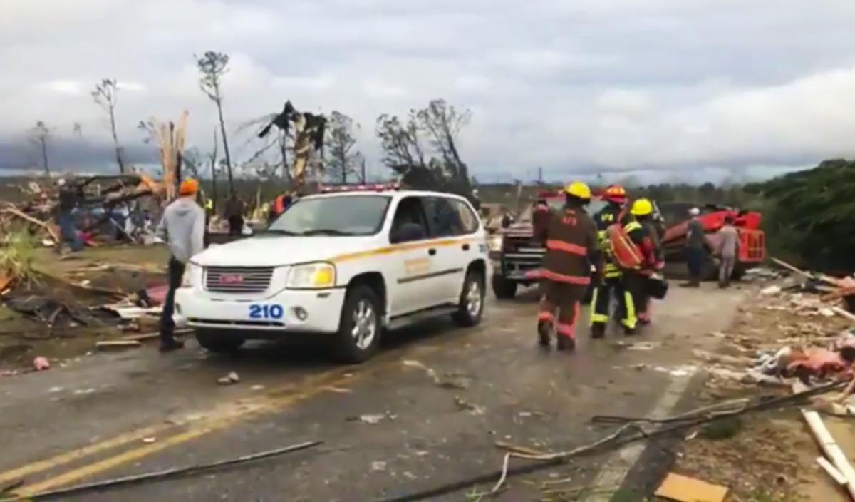 At least 23 dead as tornadoes, severe storms ravage South | National