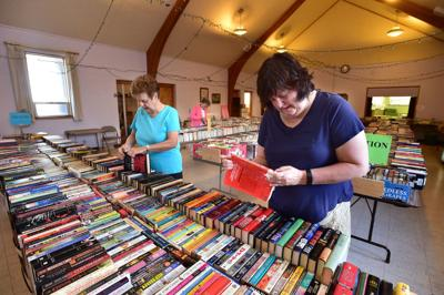 Central Christian book sale