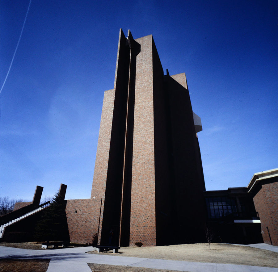 Liberal Arts building on the MSUB campus