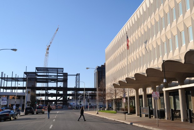 New federal courthouse