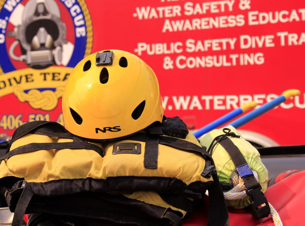 Search and rescue gear