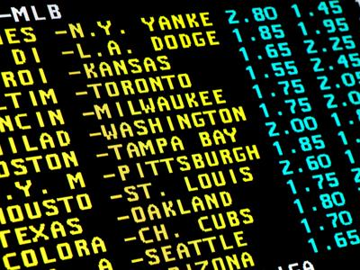 Sports betting gambling