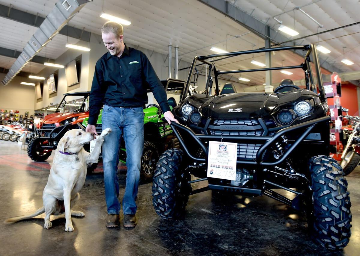 Montana Honda and Marine adds Kawasaki to selection