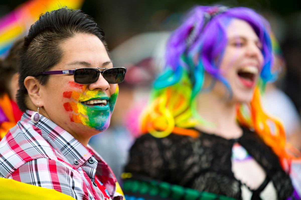 406 Pride festival