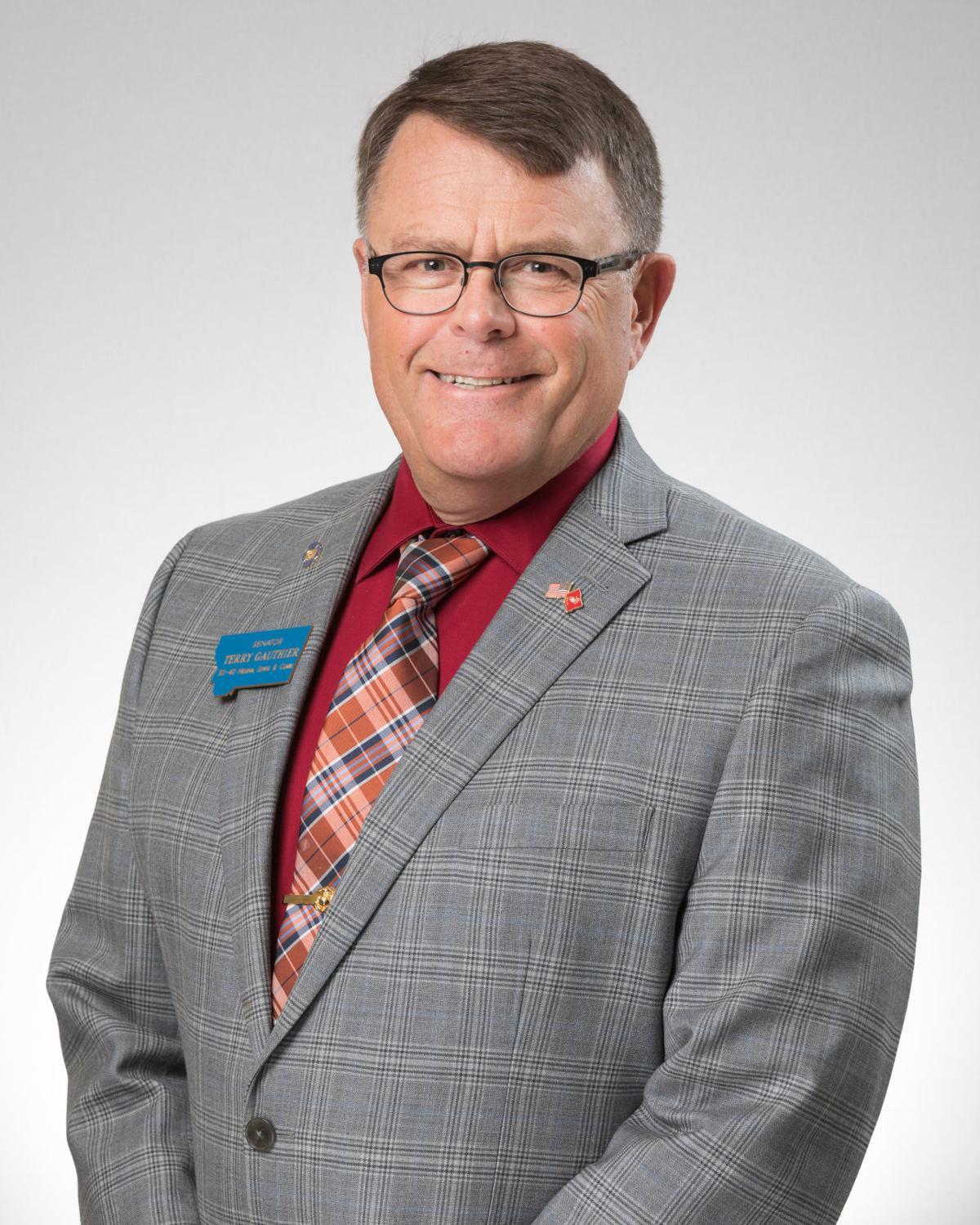 Sen. Terry Gauthier (R-Helena)
