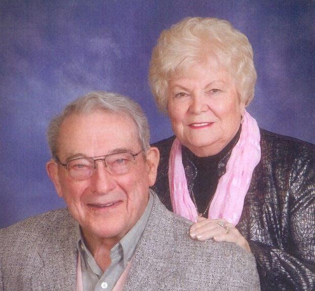 Robert and Barbara Stricker