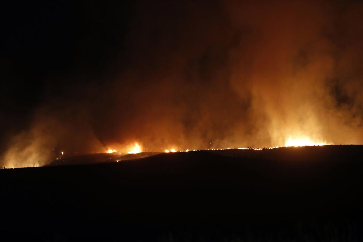 Homewood Park fire