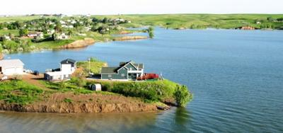 Fort Peck Reservoir