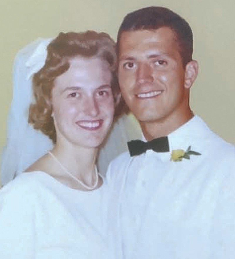 Cathy and Rick Hoyem in 1966