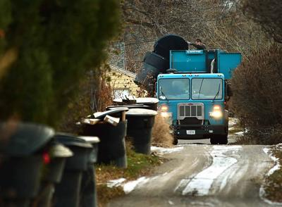 First Trash Pickup After Snow >> Is Your Garbage Collected In A Billings Alley Not For Long Local