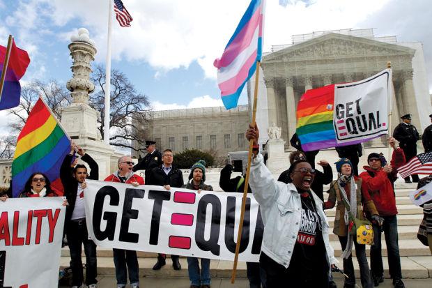 Black amendment same sex marriage girl does