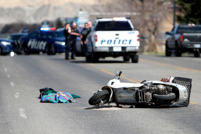 Police respond to multiple crashes in Billings | Local