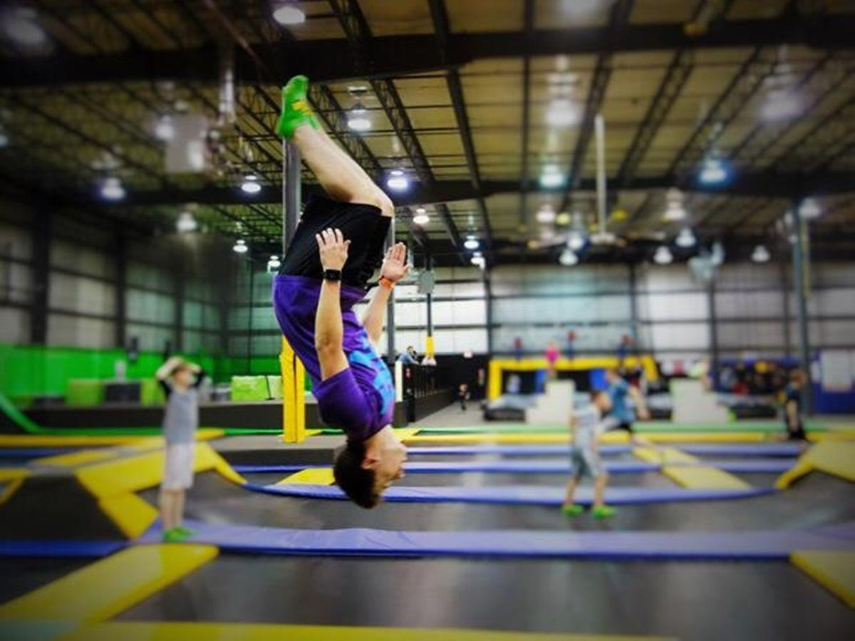 Trampoline Park Coming To Billings West End Business