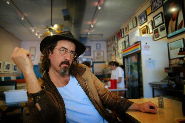 James McMurty cafe photo