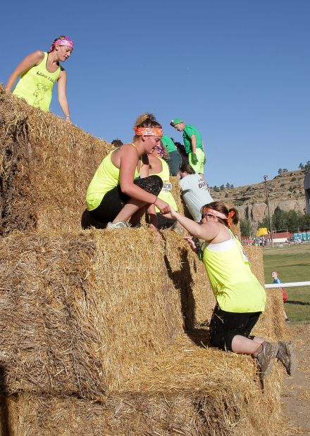 Dirty Dash Gives Participants Some Muddy Good Fun Local