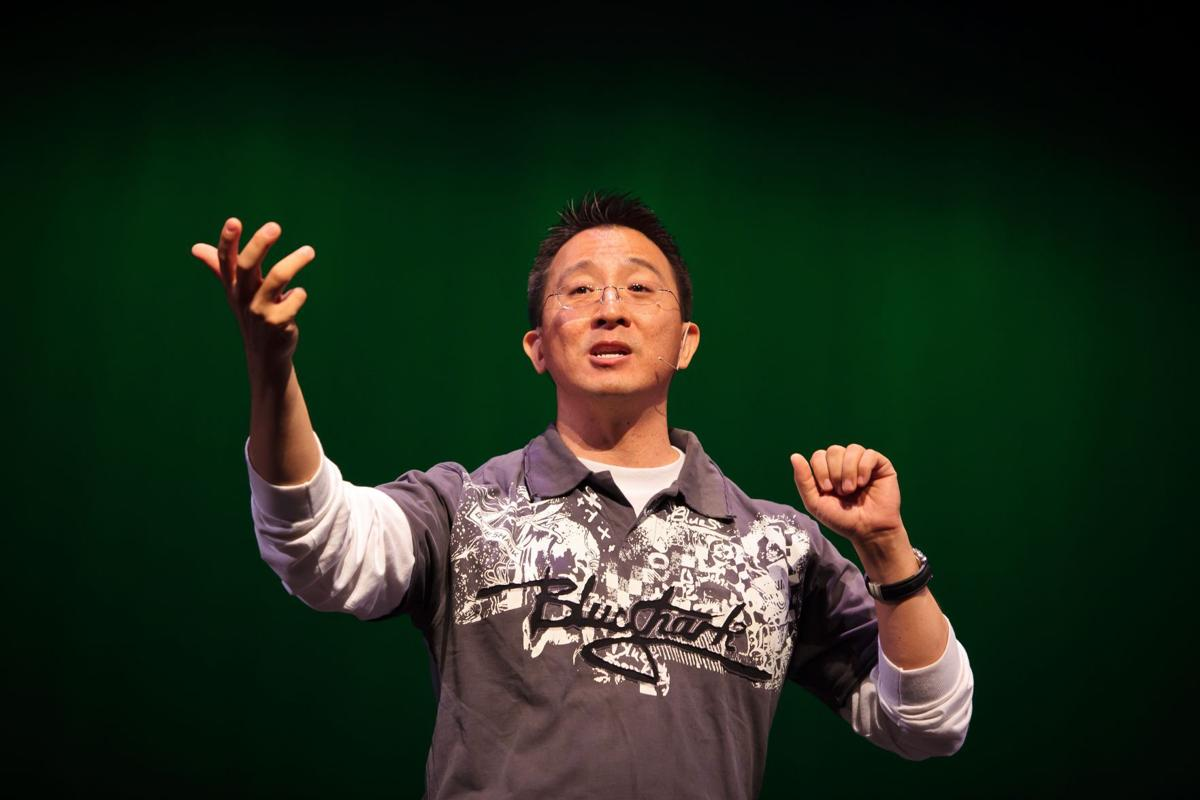 Christopher Yuan, a professor at Moody Bible Institute