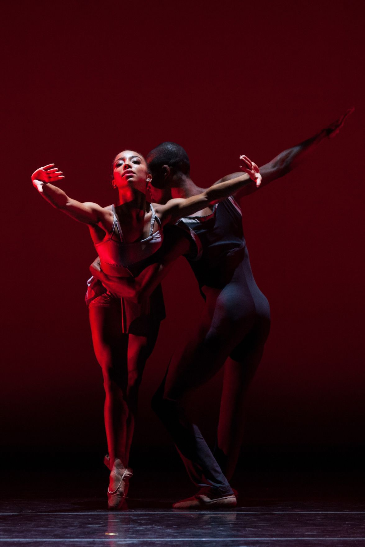 """""""Return,"""" by the Dance Theatre of Harlem"""