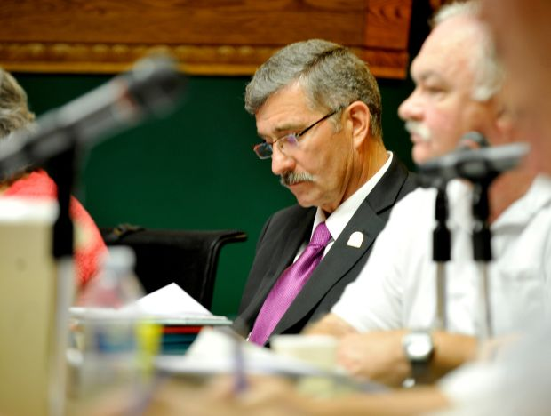 Mayor Thomas Hanel