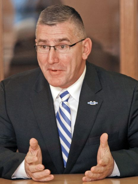 John Walsh Senate